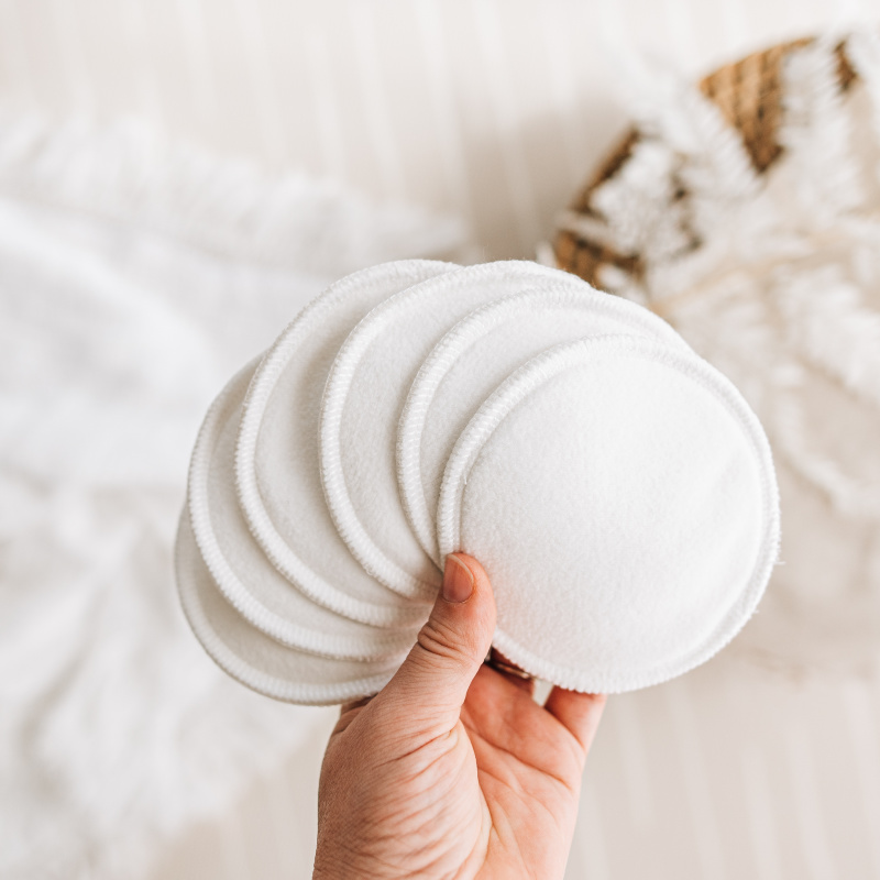 6 pack breast pads